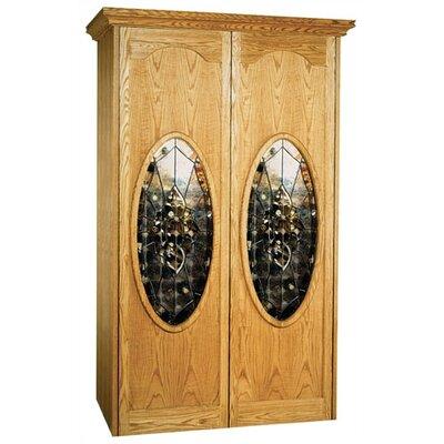 700 Napoleon Oak Wine Cooler Cabinet Wood Finish: Unfinished