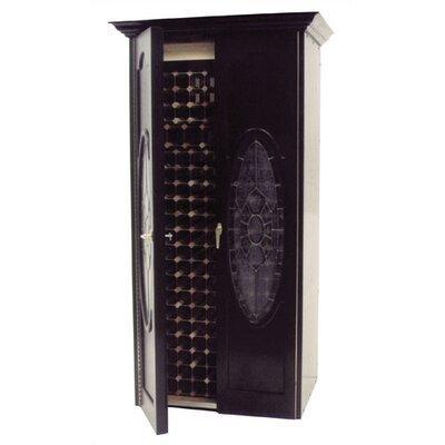 440 Two Door Napoleon Oak Wine Cooler Cabinet Wood Finish: Fruitwood