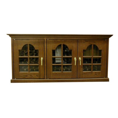 Provincial 300-Model Wine Credenza Finish: English Oak