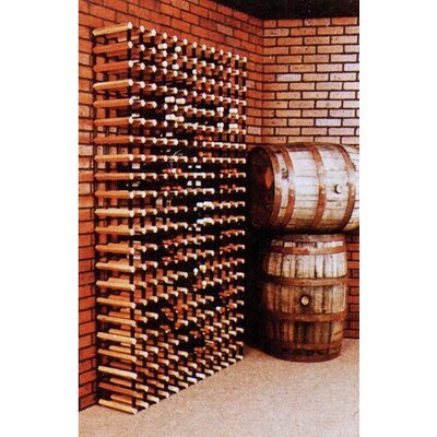 264 Bottle Floor Wine Rack