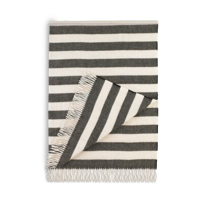 Draper Stripe Major Brown Throw image