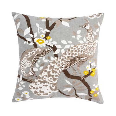 Weatherby Dove Pillow Cover