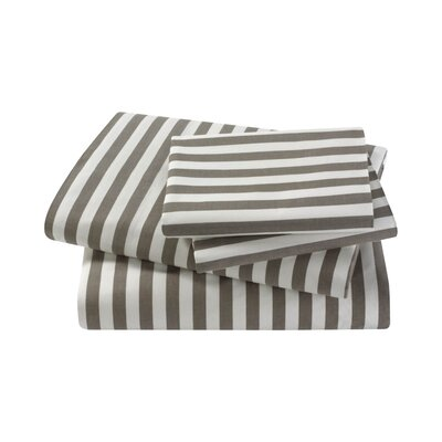 Draper Stripe Sheet Set image