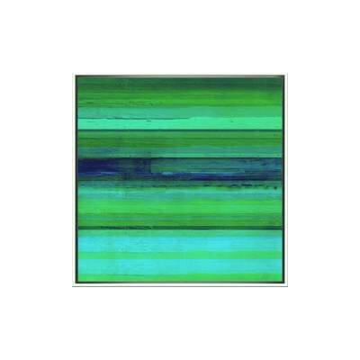 Vibrant Vert Panel I image