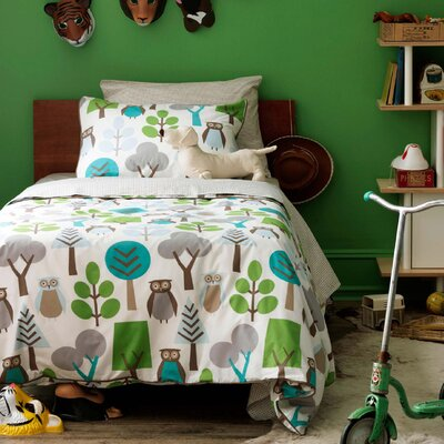 Owls Duvet Set image