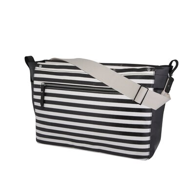 Mini Stripe Sullivan Diaper Messenger image