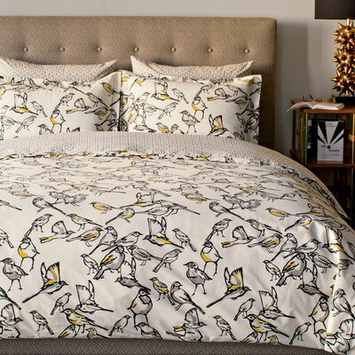 Aviary Duvet Cover image