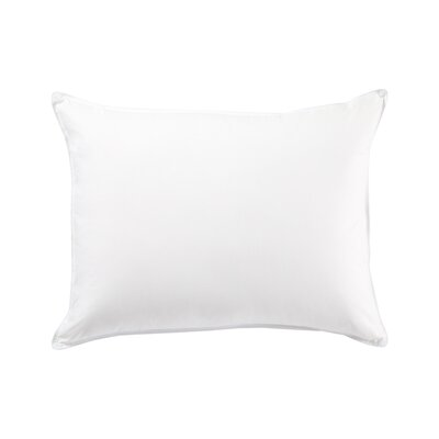 Midweight Down Pillow Size: Standard