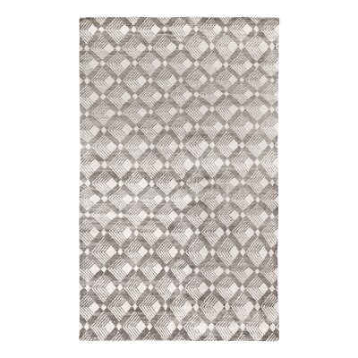 Lattice Rug Rug Size: Rectangle 9 x 13