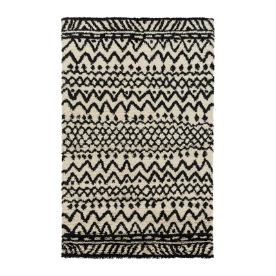 Medina Hand Woven Area Rug Rug Size: Rectangle 5 x 8