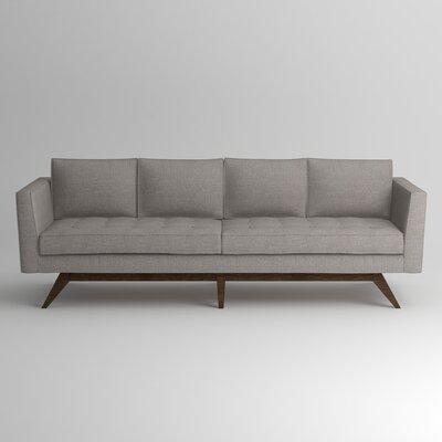 Fairfax Sofa Upholstery: Hatta Flannel