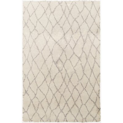 Cloverdale Beige Rug Rug Size: Rectangle 2 x 3