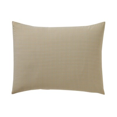 Fez Ochre Pillowcase Size: King