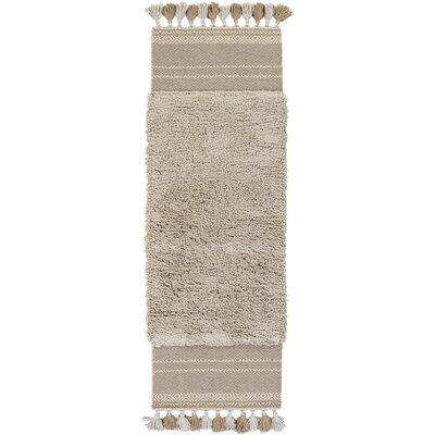 Gaines Area Rug Rug size: Runner 26 x 8