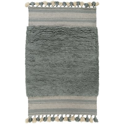 Gaines Area Rug Rug size: 4 x 6