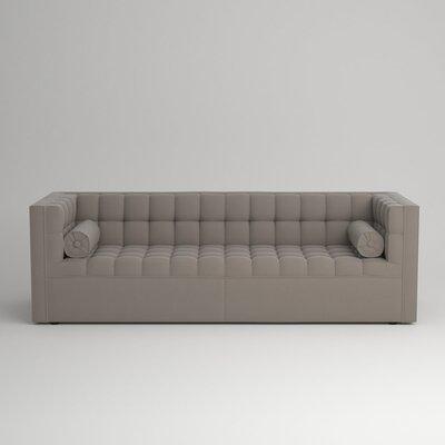 Langford Chesterfield Sofa Upholstery: Hermes Jute