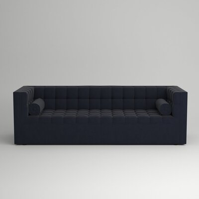 Langford Chesterfield Sofa Upholstery: Hermes Normandy