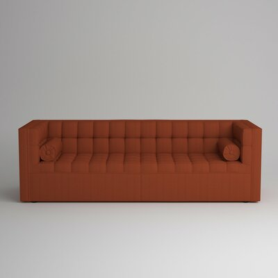 Langford Chesterfield Sofa Body Fabric: Zula Atomic