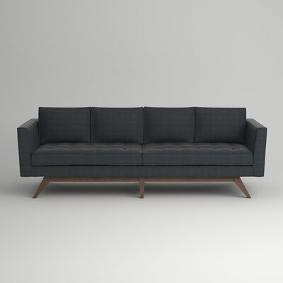 Fairfax Sofa Upholstery: Empire Shadow