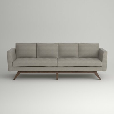 Fairfax Sofa Upholstery: Empire Dove