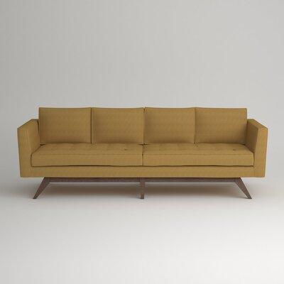 Fairfax Sofa Upholstery: Messenger Citrine
