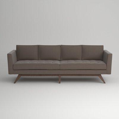 Fairfax Sofa Upholstery: Hermes Seal