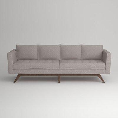 Fairfax Sofa Upholstery: Zula Pumice