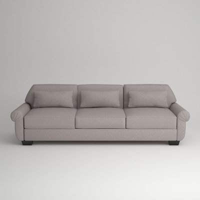 Kravitz Sofa Body Fabric: Zula Pumice