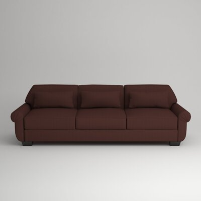 Kravitz Sofa Body Fabric: Zula Oxblood
