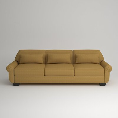 Kravitz Sofa Body Fabric: Messenger Citrine