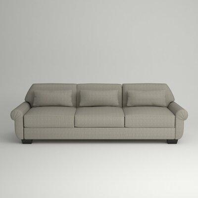 Kravitz Sofa Body Fabric: Messenger Tuxedo