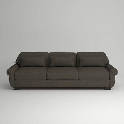 Kravitz Sofa Body Fabric: Devon Pewter