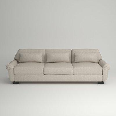 Kravitz Sofa Body Fabric: Nobletex Platinum
