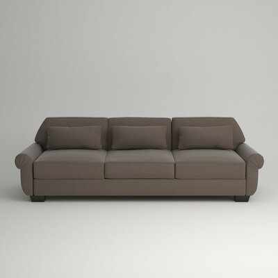 Kravitz Sofa Upholstery: Hermes Seal