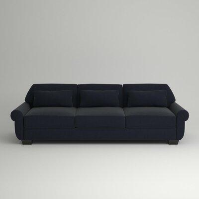 Kravitz Sofa Upholstery: Hermes Normandy