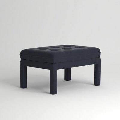 Warren Ottoman Upholstery: Hermes Normandy