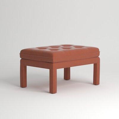 Warren Ottoman Upholstery: Hermes Peppermint