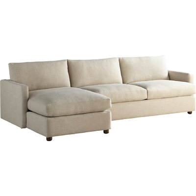 DwellStudio DWL11831 29824549 Asher Sectional with Chaise