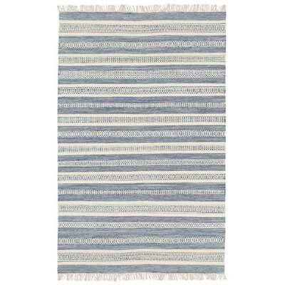 Sawyer Slate Rug Rug Size: Rectangle 8 x 10