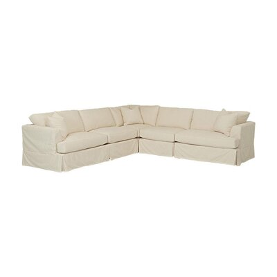 DwellStudio DWL11388 28681350 Warner Sectional with Chaise