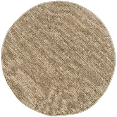 Hune Rug in Wheat Rug Size: Round 8