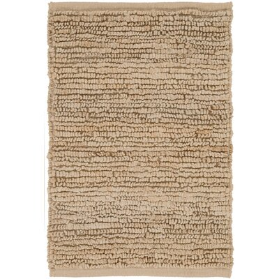 Hune Rug in Wheat Rug Size: Rectangle 36 x 56