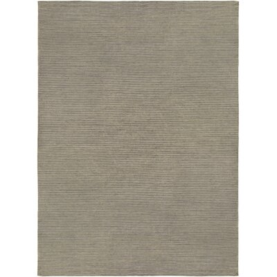 Montague Hand Knotted Rug Rug Size: Rectangle 5' x 8'