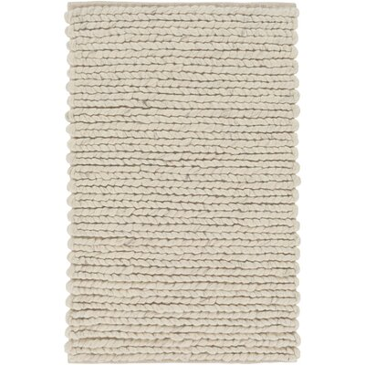 Hallein Rug in Stone Rug Size: Rectangle 33 x 53