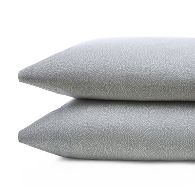 Plume Pillow case Size: Standard