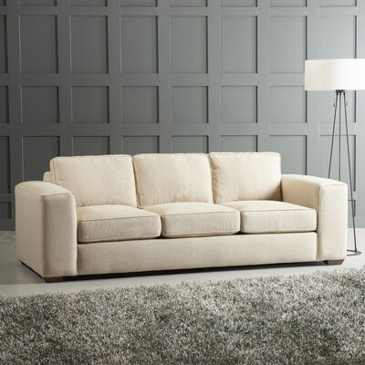 Hansen Sofa Body Fabric: Zula Rawhide
