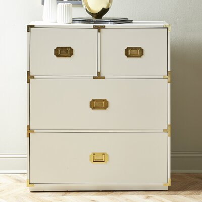 DwellStudio Loren 4 Drawer Chest
