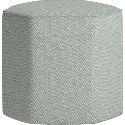 Pillar Ottoman Body Fabric: Nobletex Rain