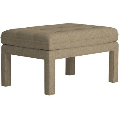 Warren Ottoman Upholstery: Zula Linen