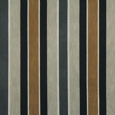 Shifted Stripe Fabric - Toffee